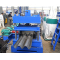 Galvanized Steel Highway Safety Standard Size W Beam Expressway Guardrail Cold Roll Forming Machine