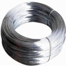 MS hot galvanized galfan steel wire 20guage