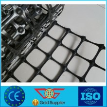 PP Biaxial Extruded Geogrid 20/20kn Ce