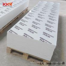Haute qualité modifié acrylique solide surface dalle pierre artificielle de quartz pour le mur