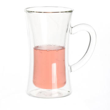 OEM/ODM China for Tea Mugs Double Wall Custom Glass Mug For White Tea export to Mayotte Suppliers