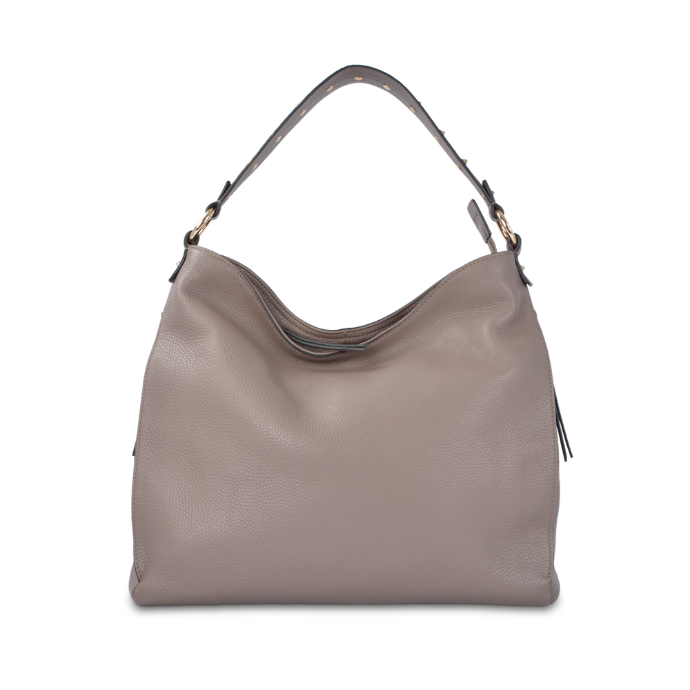 vintage leather women Hobo bags for girls