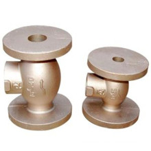 Custom Brass Valve Parts with Forging