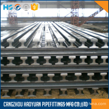 Crane Rail S30 S18 Metal Steel Rail China Manufacturer