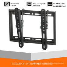 Tilt TV Bracket with Low Profile