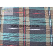 300D Yarn-dyed checked Fabric For Fashionable Tents