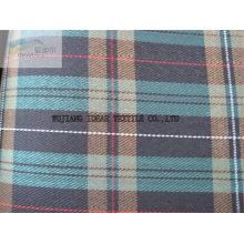 300 D Yarn-dyed verificado tecido para barracas na moda
