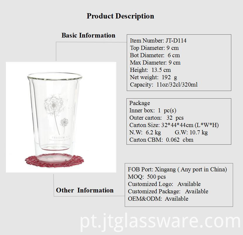 Glass Coffee Cup (14)