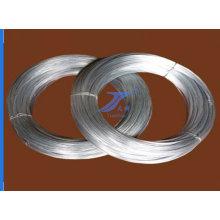 Fabricante de alambre galvanizado sumergido caliente de alta calidad