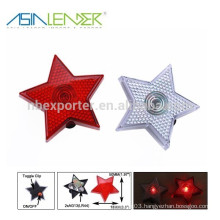 Star Shape Led Safety Strobe light