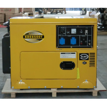 5kw Silent Diesel Generator Set KDE6500T Silent Generator