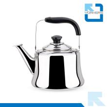Bouilloire et bouilloire à thé en acier inoxydable classique