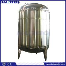 2000L usado tanque de armazenamento de água isolado