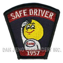Esso Embroidered Patches