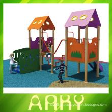 Kindergarten bunte Spiel Spielplatz