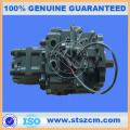 Komatsu spare parts PC200-7 condenser 20Y-979-6131 for cooling system