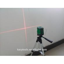 Nível de laser ajustado