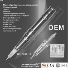 Maquillage permanent et aiguilles de peau Machine à rouleaux Derma (ZX12-20)