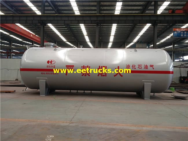 60000L Liquid Ammonia Tanks