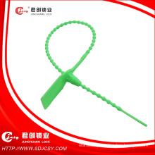 Selo plástico da segurança ajustável do recipiente