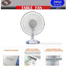12inch Plastic Table Fan Desk Fan-Top Selling in Europe