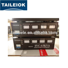 ac stabilized voltage power supply refrigerator three-phase voltage stabilizer SVC-4.5KVA