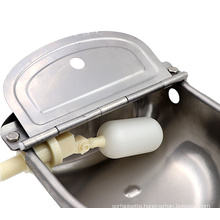 Hot sale automatic cattle horse water trough /stainless steel drinking bowl