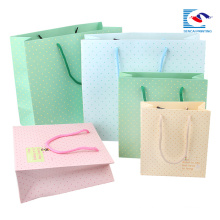 wholesale popular customize small size popular carrier bags