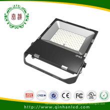 Precio de corte 100W IP65 Samsung LED Luminaria de inundación (QH-FLTG-100W)