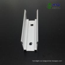 Clip fijo de aluminio para la instalación de LED Neon Flex