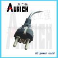Шнур питания переменного тока кабеля лебедка ЕС сертификат ПВХ провода с 250V