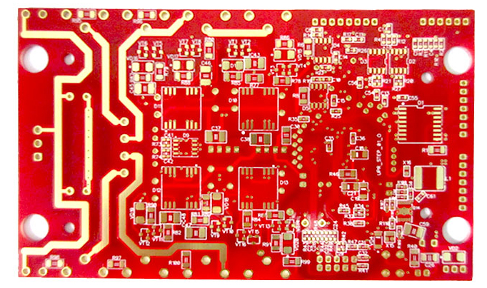 High-Frequency PCB Fabrication