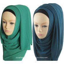 Chiffon Atacado Moda Muçulmano Hijab Lenço