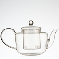 glass bottle china tea set glass custom water bottle glass pot lid