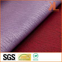 100% Polyester Qualité Jacquard à rayures Design Large Wide Table Cloth