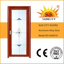 Экономические цены на алюминиевые двери в Индийском дизайне (СК-AAD015)