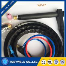 Wp27 antorcha de soldadura de argón