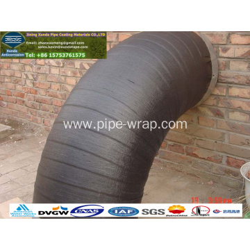 Butyl Rubber Asphalt Compound Anti-corrosion Tape