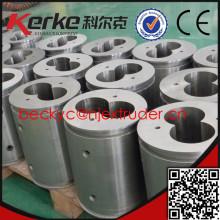 38CrMoAla / W6Mo5Cr4V2 Cilindro de parafuso de 91mm para estrutura modular