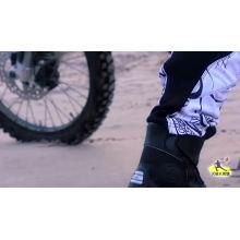 Gants de vélo de VTT à doigt complet pour moto Guantes