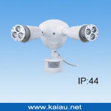Outdoor Wall Mount PIR Sensor LED Light