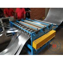 Pasó la máquina de corte longitudinal de bobinas de chapa de acero galvanizado Ce y ISO