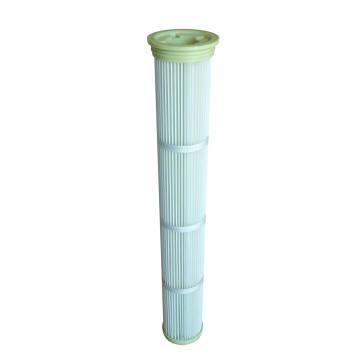 Cartucho de filtro de poliéster ligado girado (133 * 1000mm)