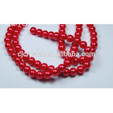 2015 hot sale glass pearls beads