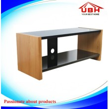 Carved Glass LED TV Stand/TV Table