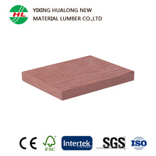 Wood Plastic Composite Wall Panel for Outdoor Decoration (HLM62)