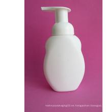 300ml 500ml Botella para el cuerpo del bebé con bomba de espuma