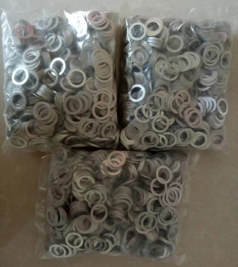 Stamping Aluminum Washer