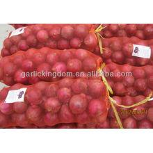 Cebolla roja fresca para la venta / cebollas grandes rojas en China / cebolla amarilla para la venta
