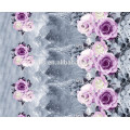 2015 hot fashion product 3D woven disperse printed fabric